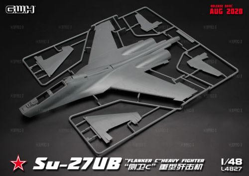 Su-27UB Flanker-C Great Wall Hobby