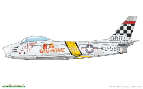 F-86 ULTIMATE SABRE EDUARD