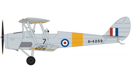 De Havilland Tiger Moth Airfix